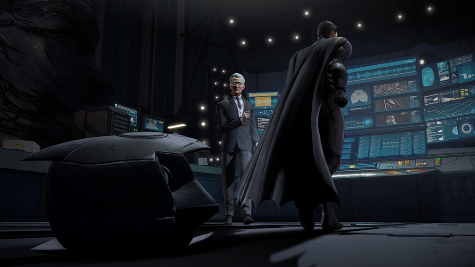 Telltale Batman Picture 3